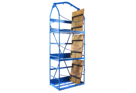 3 tier stacker cage for concrete forms
