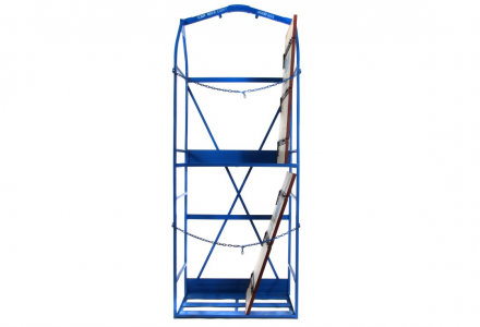 2 tier stacker cage for concrete panels