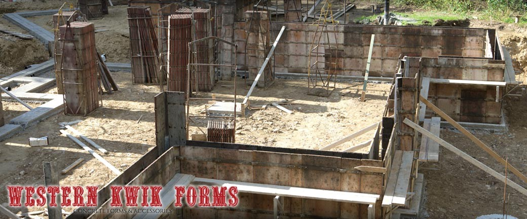 concrete form corners - western kwik forms