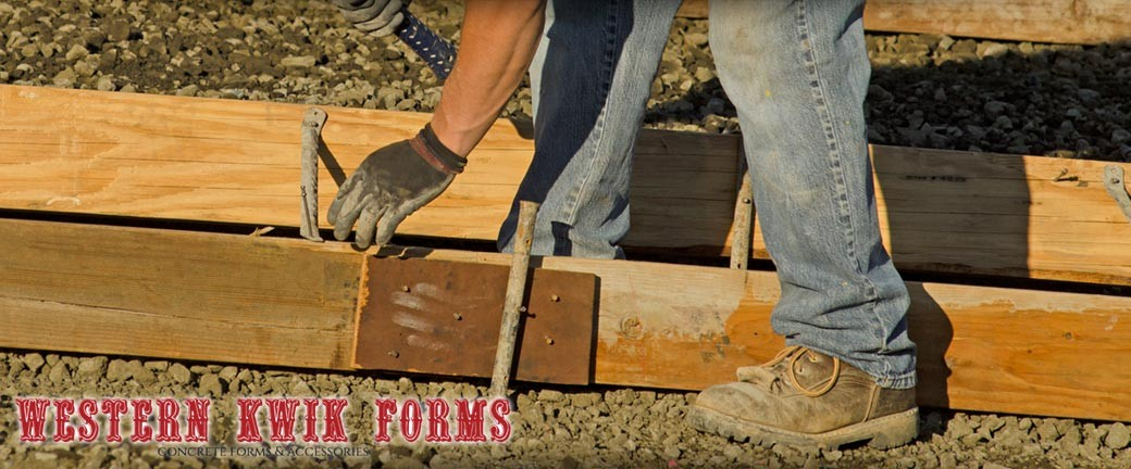 concrete form accessories - western kwik forms